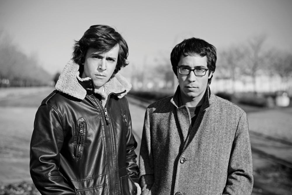 Christophe Leclerc et Sébastien Rioux