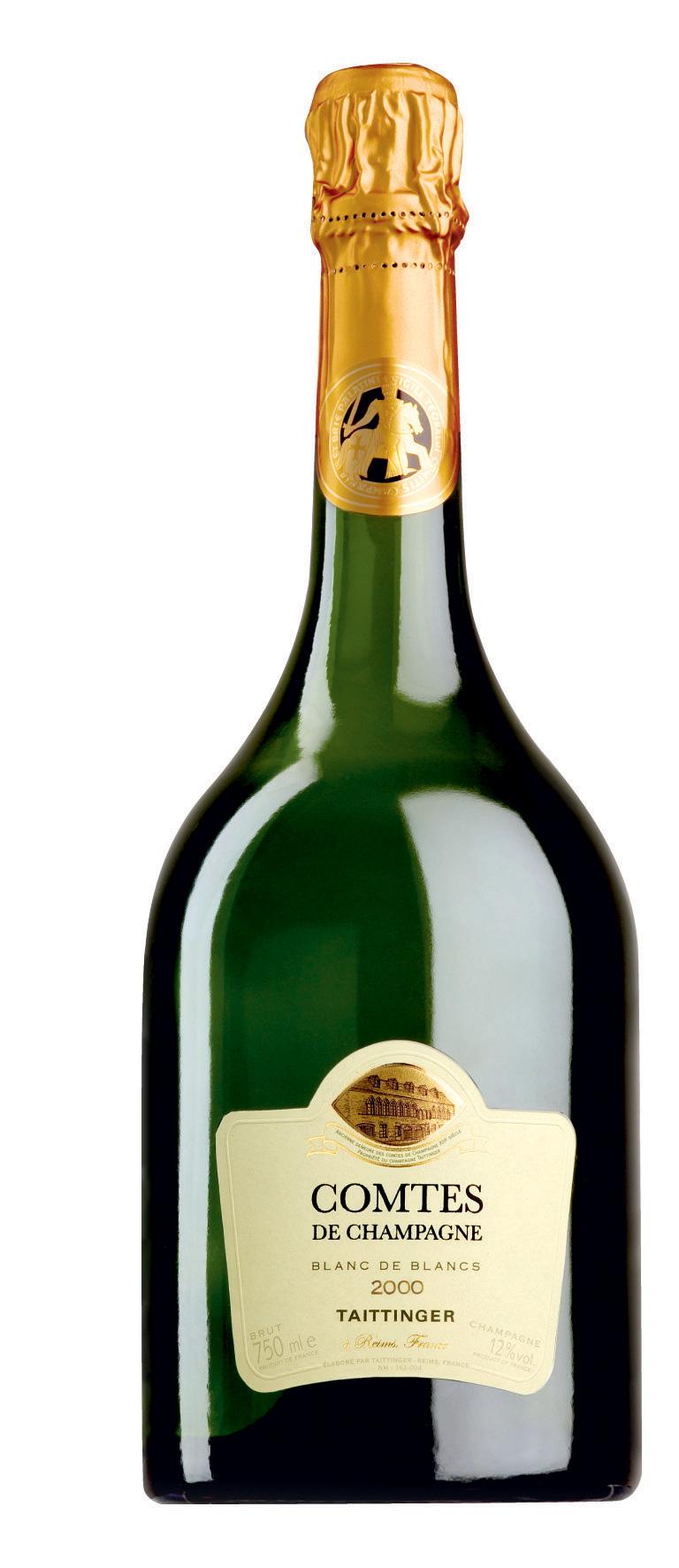 Taittinger Comtes de Champagne Brut Blanc de blancs 2000