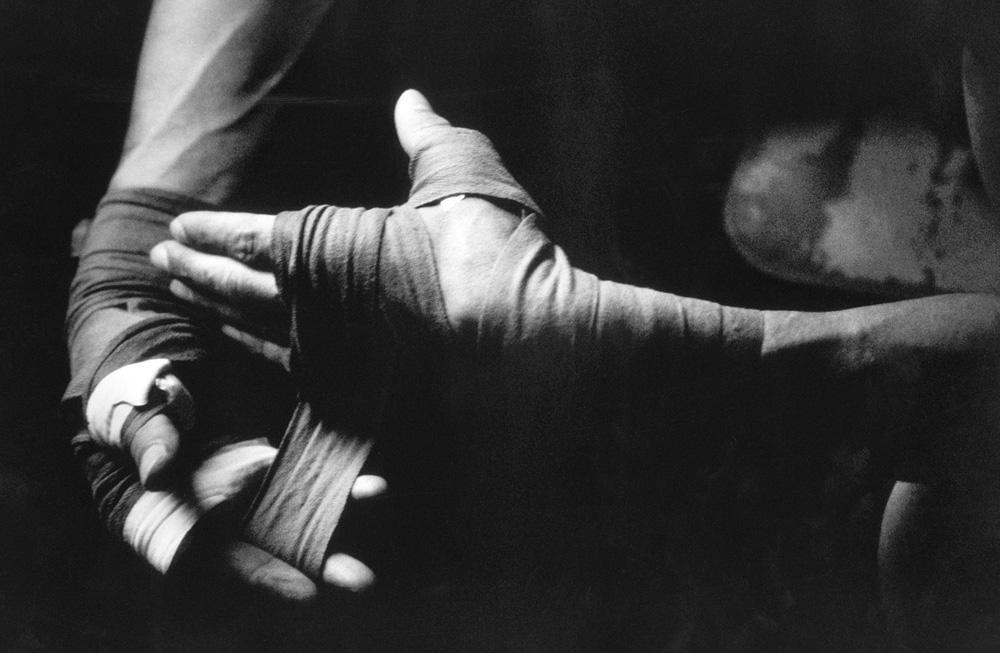 Les mains, collection privée de Guy Laliberté