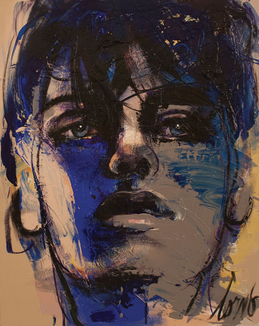 art-corneau-boy-with-blue
