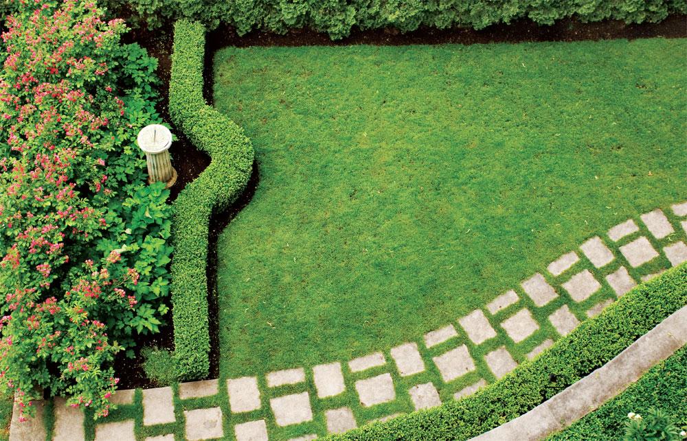 Landscaping STUART WEBSTER DESIGN.
