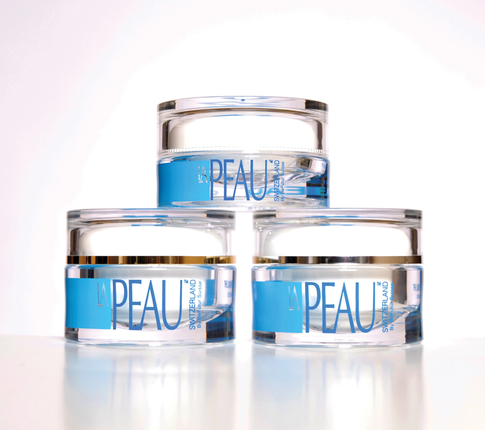 Day gel-cream time-defying complex, 30 ml, night gel-cream hydrating complex, 30 ml, and soothing and revitalizing eye cream, 15 ml: All three, $250. Available at the Clinique de chirurgie plastique de Montréal (Dr E. Hashim)