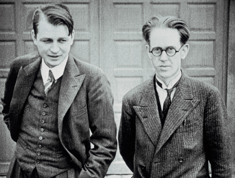 Svend Olufsen et Peter Bang (1932)