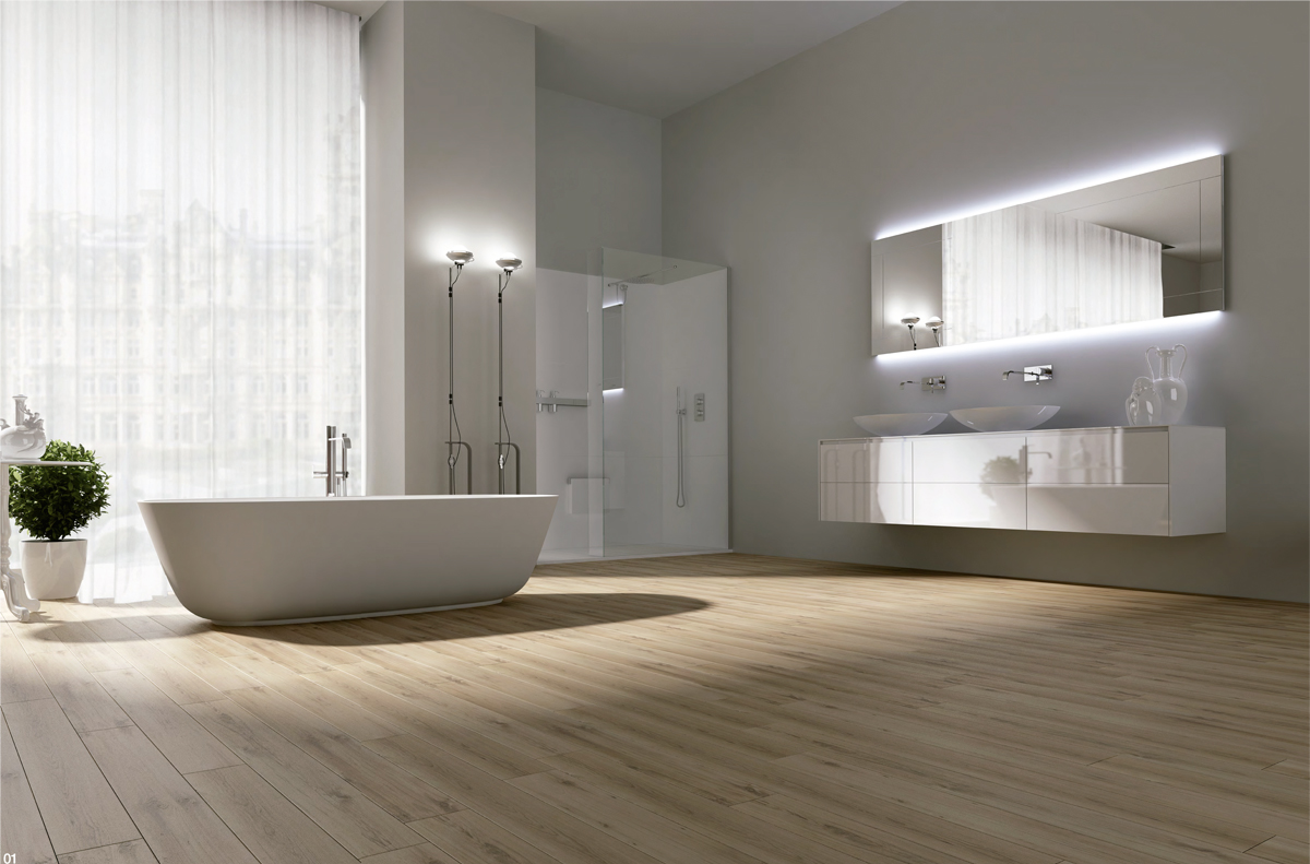 Antoniolupi Offers Complete Solutions For The Bathroom This Italian