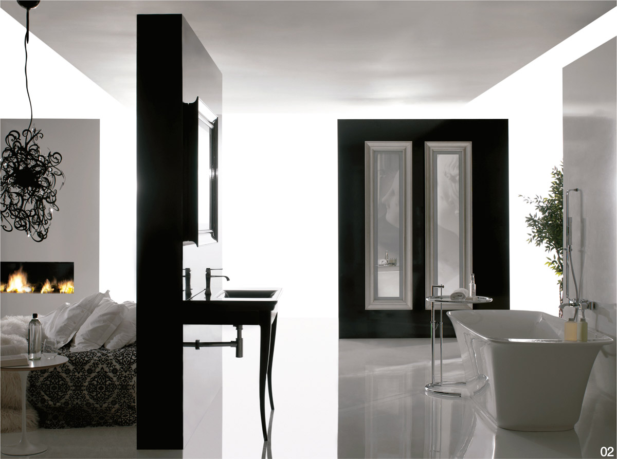 mitigeur thermostatique de baignoire grohe. Black Bedroom Furniture Sets. Home Design Ideas