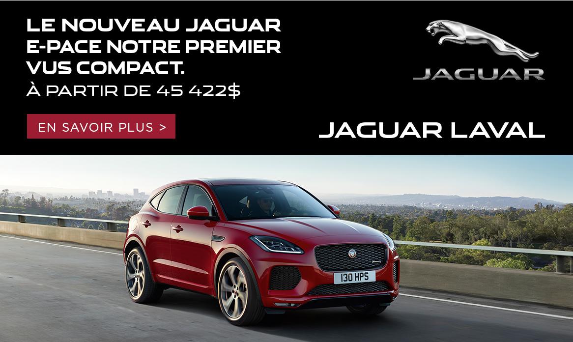 Laval Jaguar Range Rover