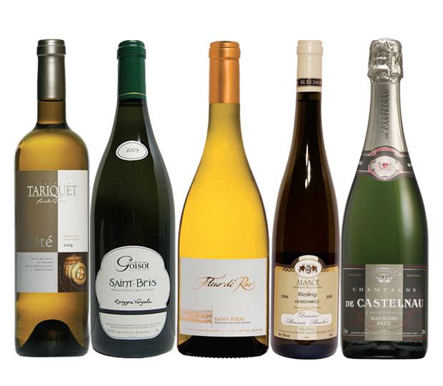 tariquet-et-saint-bris-sauvignon-et-fleur-de-roc-et-riesling-herrenweg-alsace-et-champagne-de-castelnau