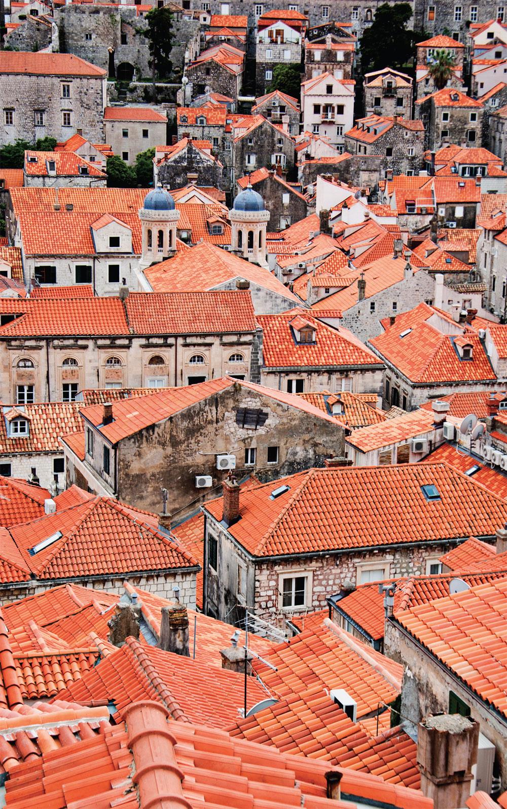 Bienvenue à Dubrovnik