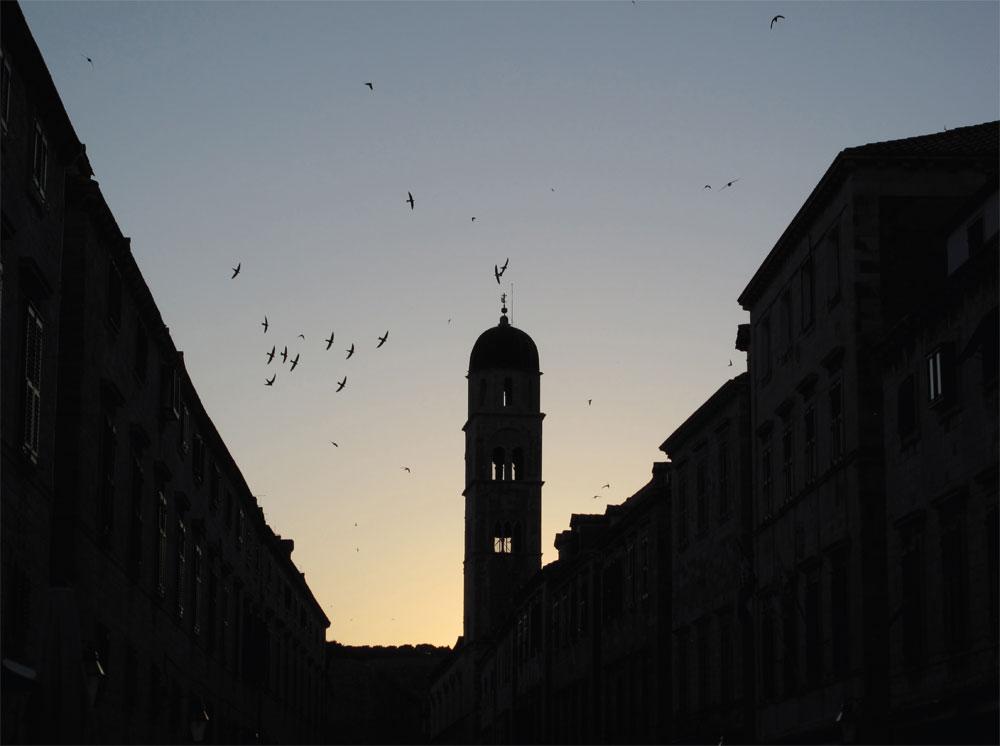 C'est la place centrale de la vieille ville
