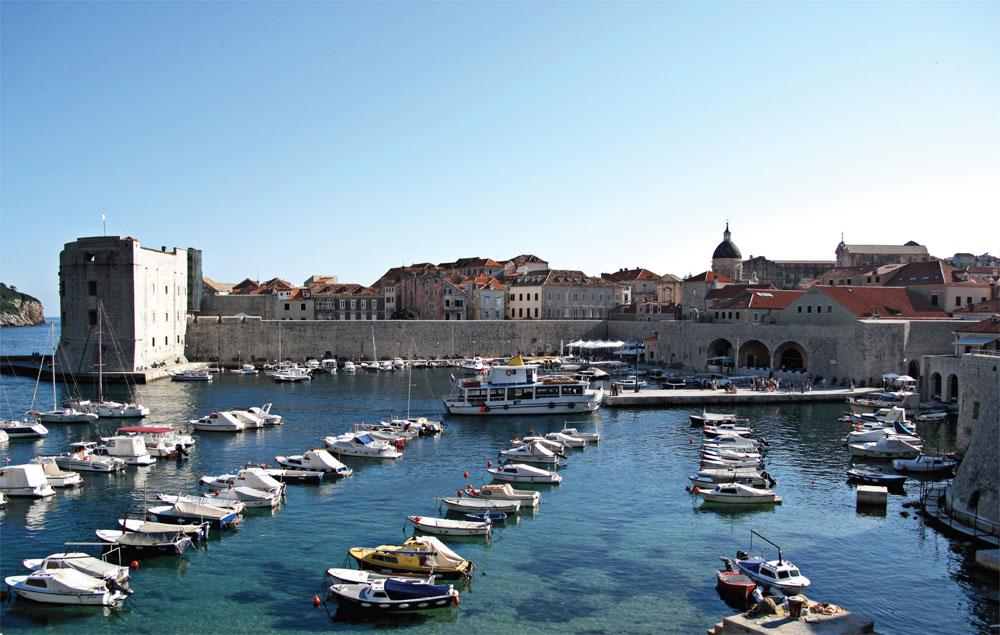 Bienvenue à Dubrovnik !