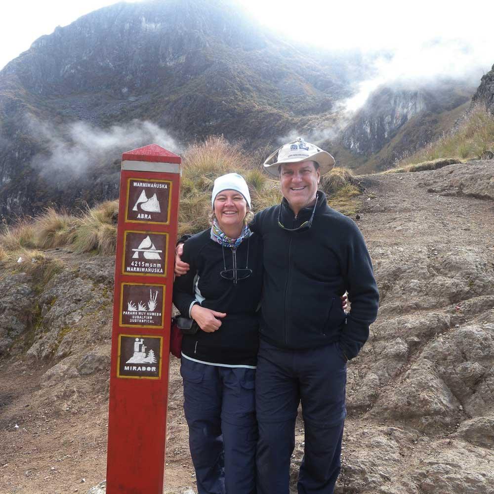 Machu Picchu Mai 2011