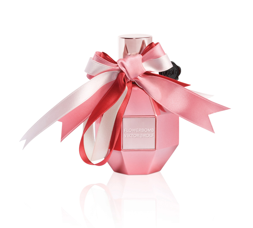 Eau de parfum vaporisateur, Flowerbomb de Viktor & Rolf, 50 ml