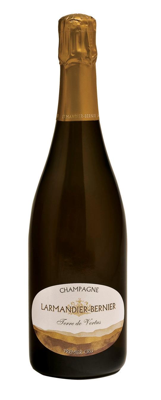 Terre de Vertus Larmandier-Bernier Champagne premier cru