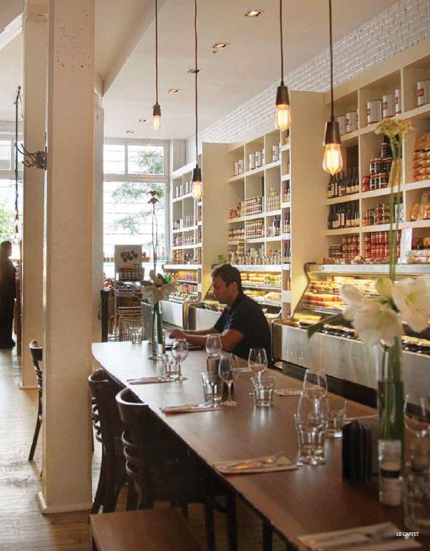 Restaurant Le Cartet
