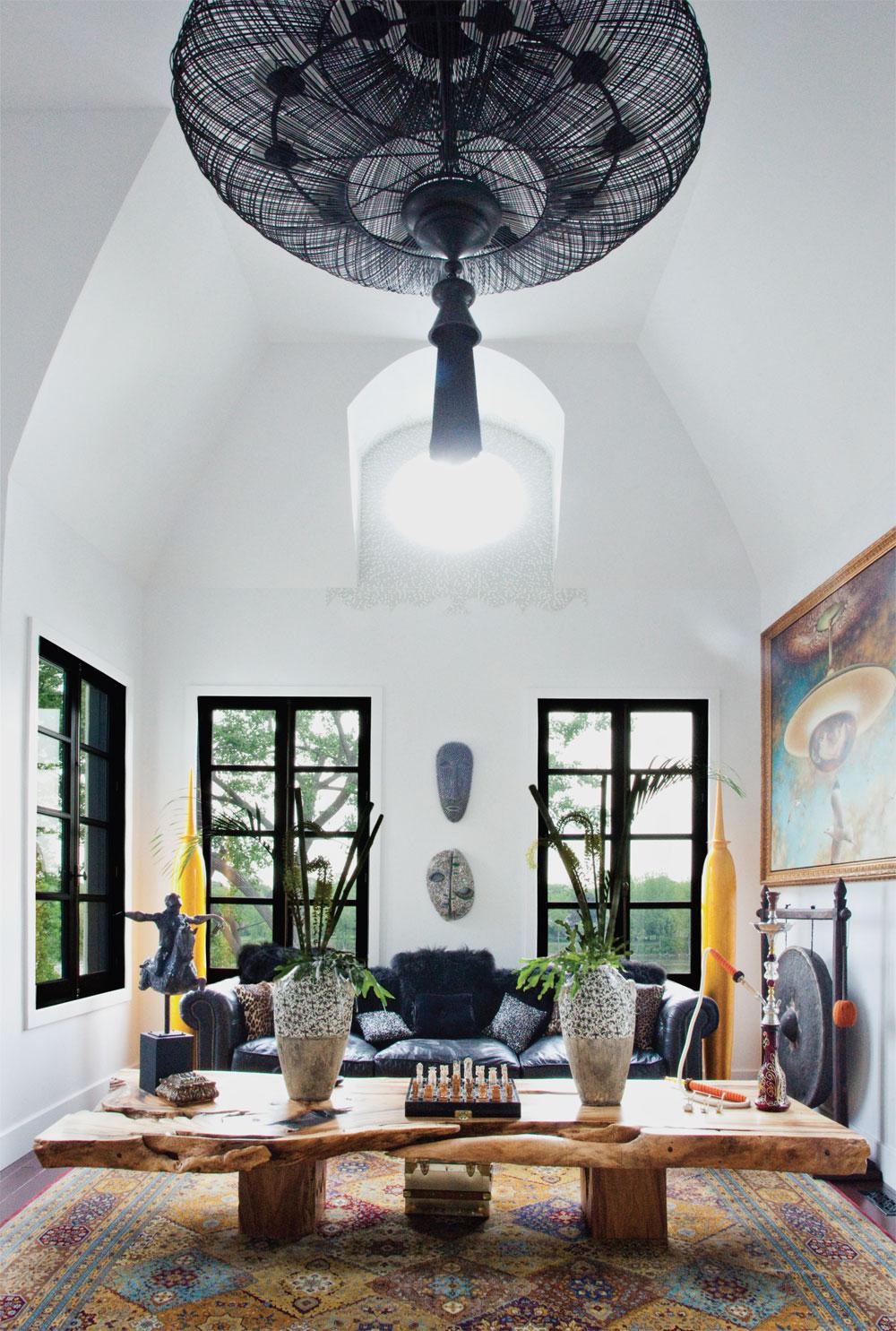 European style residence