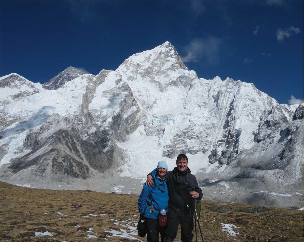 Everest April 2010