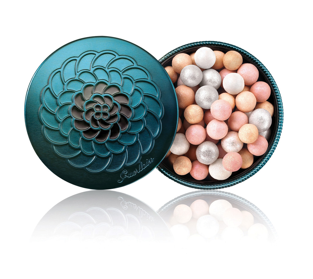 Limited edition blush available at Guerlain counters and selected Pharmaprix stores