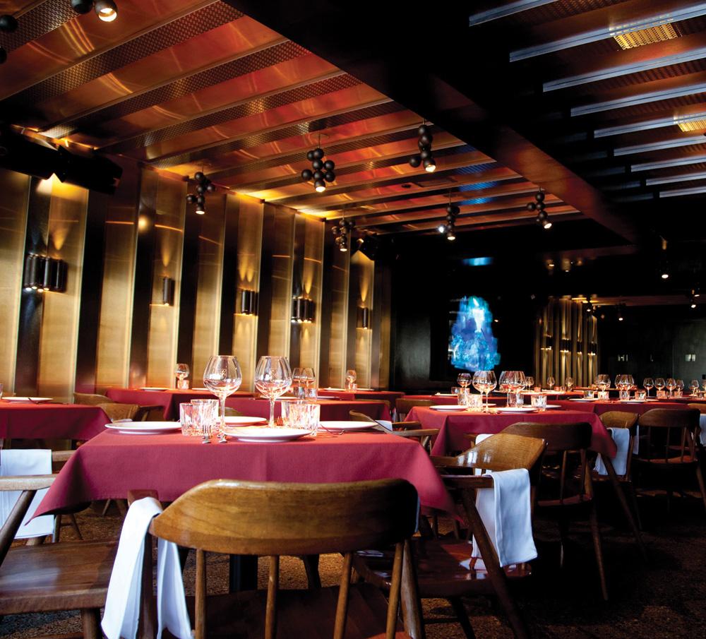 Le Filet Restaurant
