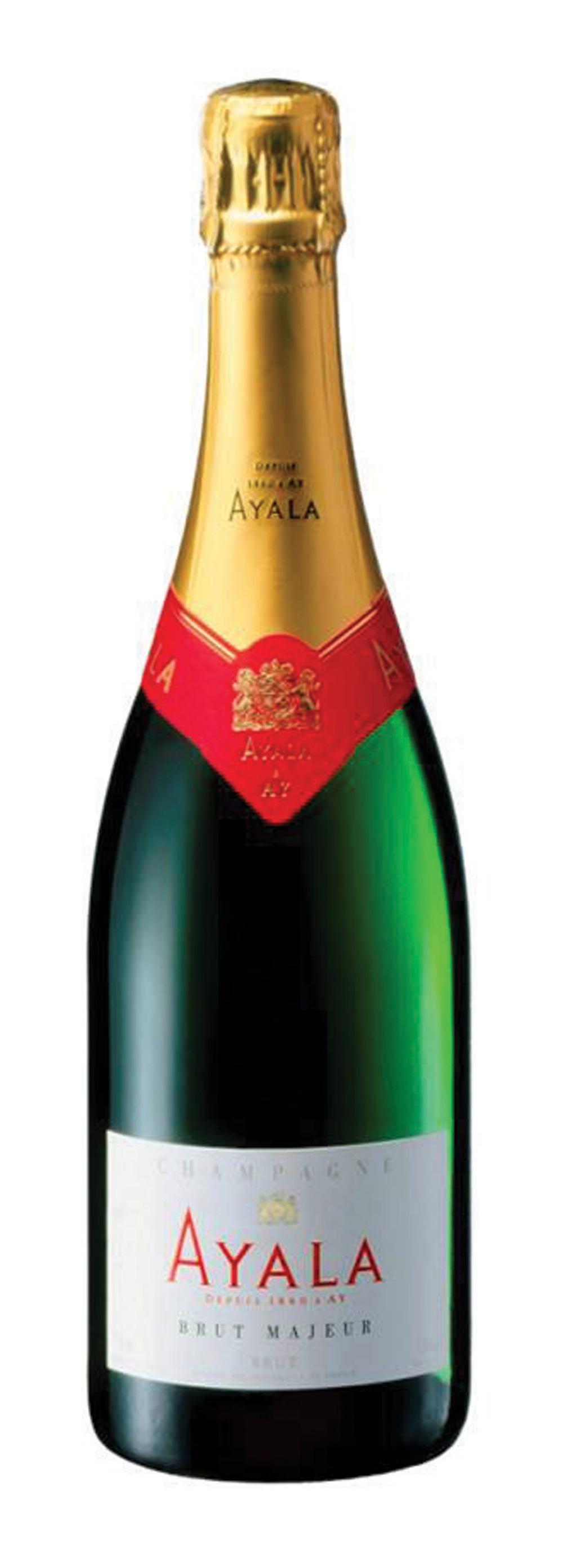 Ayala Brut Majeur Brut Champagne