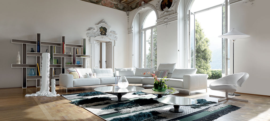 roche bobois mixte magazine. Black Bedroom Furniture Sets. Home Design Ideas
