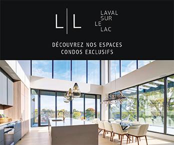 Condos Laval sur le lac